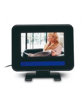 Digital Photo frame w/radio