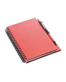 A5 size hard cover colourful notebook