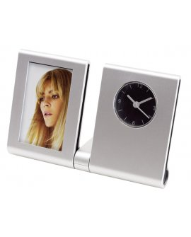 """Alliance"" clock with a picture…"