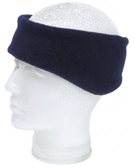 "Polar fleece headband ""Blizzard"""