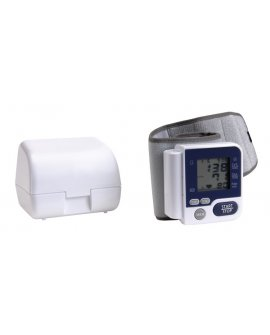 Blood pressure measuring device…